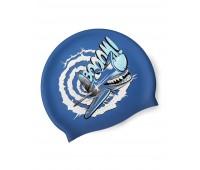 Детская силиконовая шапочка MAD WAVE CRAZY FLY