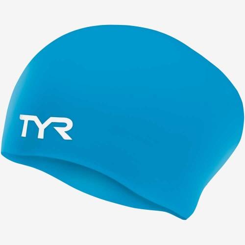 Шапка для длинных волос силиконовая TYR