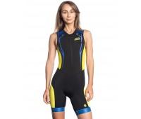 Женский гоночный костюм для триатлона MAD WAVE RIVAL